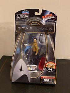STAR TREK Action Figure 2009 PLAYMATES Series - SULU - New In Package