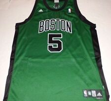 ADIDAS NBA BOSTON CELTICS KEVIN GARNETT SWINGMAN ALTERNATE ROAD JERSEY SIZE XL