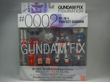 GUNDAM FIX FIGURATION #0002 PF-78-1 PERFECT GUNDAM Action Figure BANDAI