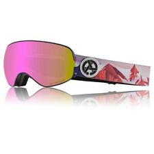 Dragon X2S Asymbol Iuna Tinta Lumalens Pink Ion + Dark Smoke Snow Goggle NIB