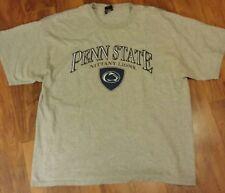 Penn State T Shirt Size XL Grey