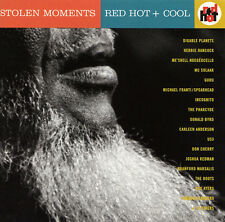 Stolen Moments -Red Hot & Cool -Various Artist -Bonus Cd - New Factory Sealed CD
