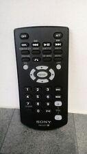 Original Remote For Sony Car Stereo
