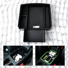 For Audi A4 A5 2013 2014 Control Armrest Storage Glove Box Tray Holder Organizer