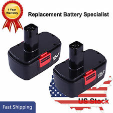 2X Replace for 19.2 Volt Craftsman Battery C3 DieHard 315.115410 315.11485 11375