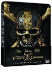 Pirati dei Caraibi - La vendetta di Salazar (Blu-Ray 3D + Blu-Ray - SteelBook)
