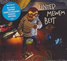 UNTER MEINEM BETT Neue Songs Für Kinder Olli Schulz Peterlicht Pohlmann CD 2016