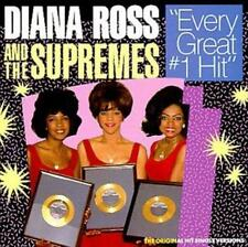 Diana Ross & The Supremes : Every Great #1 Hit CD