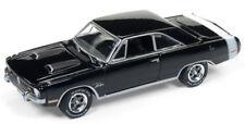 Auto World 1/64 1971 Dodge Dart Gloss Black Die-Cast Car AW64162