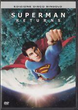 Superman Returns (2006) DVD EDIZIONE DISCO SINGOLO