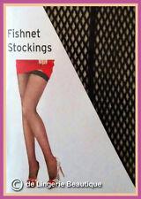 """Dancing Girl Fishnet Stockings Black, White & Red For height 4' 11"""" -->  5' 10"""""""