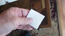 New ( Quantity 50 ) 2 inch  Jewelry polishing pads polish micro abrasive 2 x 2
