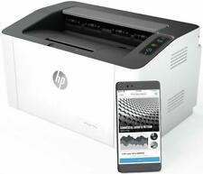 HP Laser 107w A4 Mono Laser Printer 4ZB78A