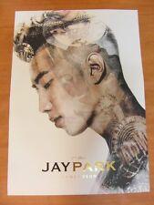 JAY PARK - Evolution [OFFICIAL] POSTER *NEW* K-POP