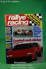 Rallye Racing 6/85 Countach R5 GT Turbo Uno Turbo