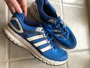 Adidas Duramo 6 Running Sneakers Blue Mens US 12