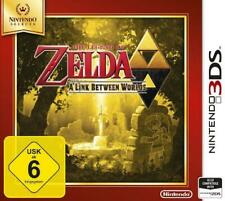 Nintendo 3DS LEGEND OF ZELDA A Link Between Worlds Selects DEUTSCH Neu