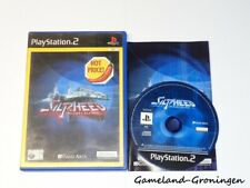 PlayStation 2 / PS2 Game: Silpheed The Lost Planet (Complete)