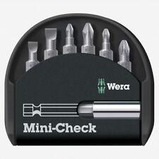 Wera 05056295001 Mini-Check Insert Bit Set