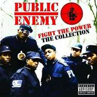 Fight The Power: The Collection : Public Enemy NEW CD Album (SPEC2217    )