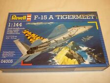 A Revell unmade un-opened plastic kit of a mc Donnell Douglas F-15A Tigermeet,