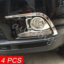 Front Fog Light Cover For Toyota Highlander Kluger 2014-2016 Accessories Strips