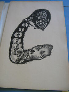 FREDERIC DELANGLADE ALICE PAYS MERVEILLES 1948 EO Illustré SURREALISME CADOU