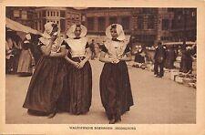 POSTCARD   NETHERLANDS   Girls in  National  Dress