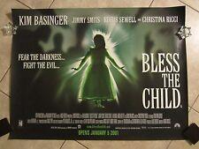 Bless The Child movie poster - Christina Ricci, Horror