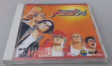 japan The King of Fighters 94 OST Soundtrack KOF USED SNK Neo Geo AES MVS CD