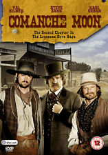 COMANCHE MOON - THE SECOND CHAPTER IN THE LONESOME DOVE SAGA - DVD - REGION 2 UK