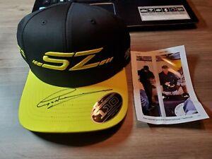 Greg Norman PGA Golf HOF Shark Autographed Hat