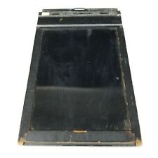 Lisco Regal 5 x 7 Large Format Cut Film Holder with Both Darkslides Made in USA