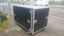 Large storage container on industrial castors, For tools, large equipment, sound
