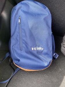 Under Armour Unisex Roland Backpack Rucksack Sports Gym Training School Bag