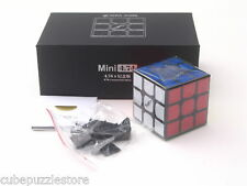 QY The Valk mini 3x3x3 Speed Cube High-end Twist Puzzle Intelligence Toys Black