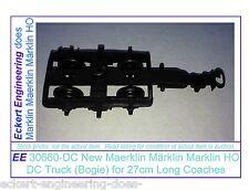 EE 30660-DC New Maerklin Märklin Marklin Truck Bogie Drehgestell 27cm Long Coach