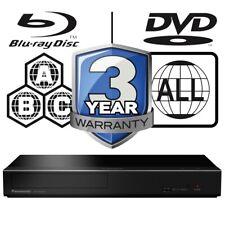 Panasonic DP-UB450EB-K Full MultiRegion Code Free Native 4K UHD Blu-ray Player