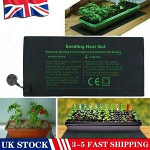 52X24cm Seedling Heat Mat Plant Seed Germination Propagation Clone Starter Pad