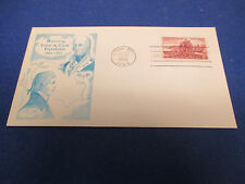 First Day Cover,1954 Honoring Lewis & Clark Expedition ,FDC