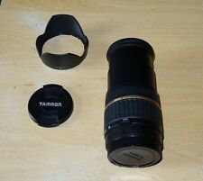 Tamron AF 18-200mm f/3.5-6.3 XR Di II Telephoto Zoom Lens For Canon