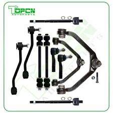 10pcs For 2004 2010 2011 Ford Ranger Sway Bar Control Arm Tie Rod End Suspension