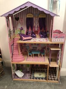 Kidkraft Doll House With Lift And Balcony