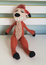 THE LION KING MUSICAL TIMON PLUSH TOY! SOFT TOY ABOUT 26CM KIDS TOY!