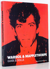 Andy WARHOL & Robert MAPPLETHORPE Guise & Dolls Nude Art Portraiture Photography