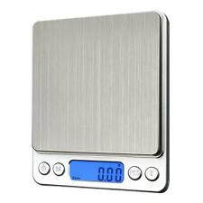 500 g x 0,01 g Portable Mini Elektronische LCD Digital Pocket Scale Präzisi