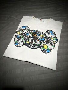 Kaws Bape Baby Milo T Shirt Tee US Men's Large