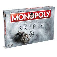 Skyrim Monopoly Juego de MESA Marca NUeva Sellada