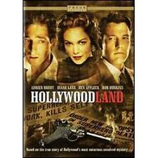 HOLLYWOODLAND_BASED ON THE STORY OF HOLLYWOOD'S NOTORIOUS_NEW_DVD