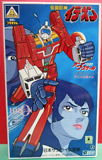 Aoshima Model Kit Anime Scale Ideon 1/810 Robot Zanbot 3 Daitarn